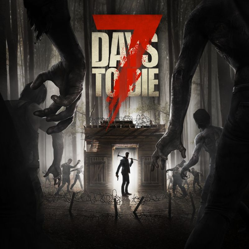 7 days to die game cover