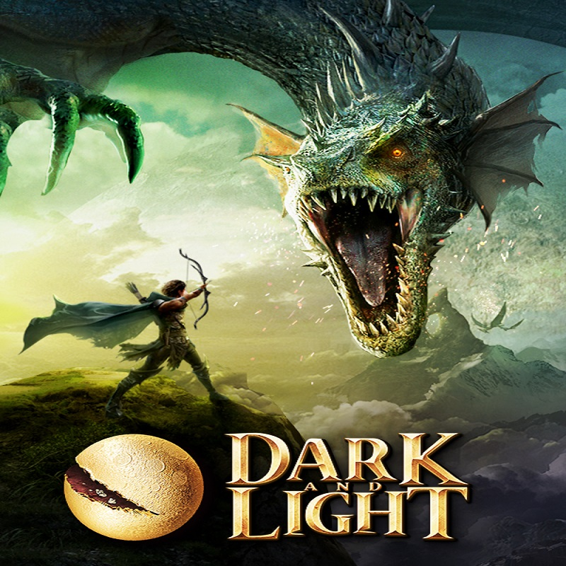 dark and light game cover