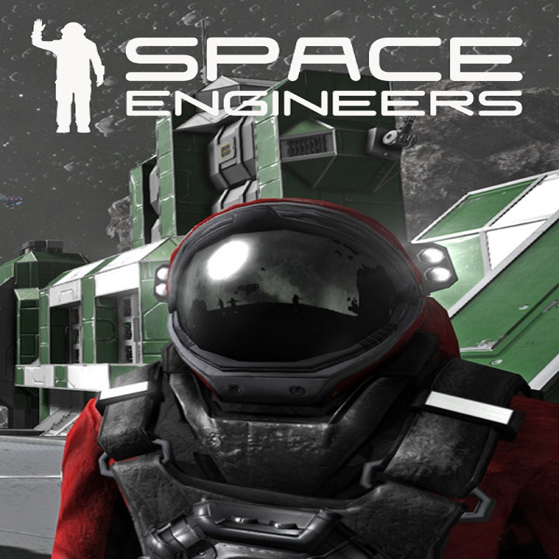 space engineers game cover