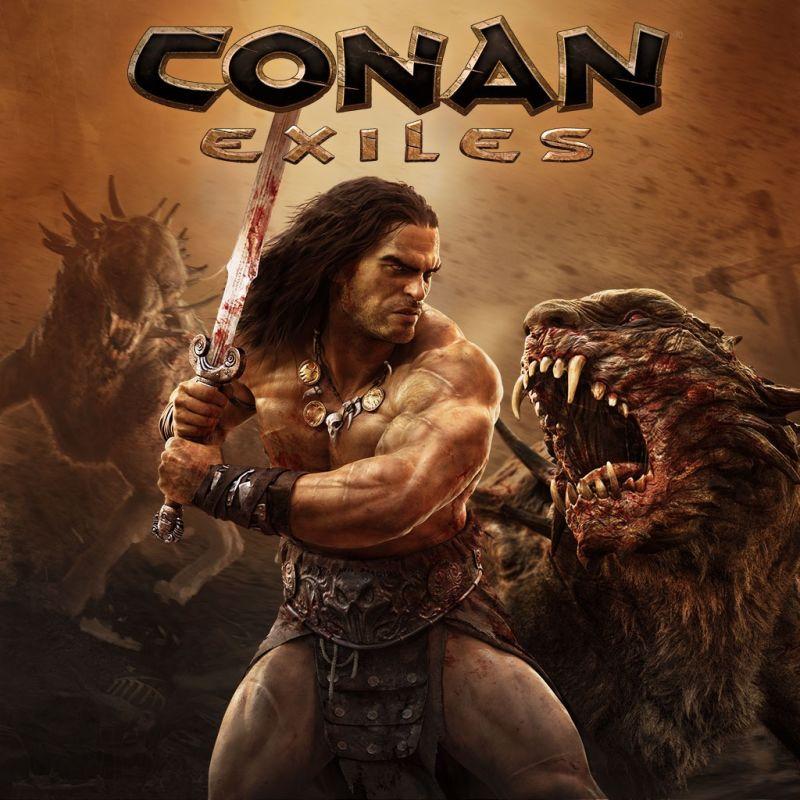 conan exiles game cover