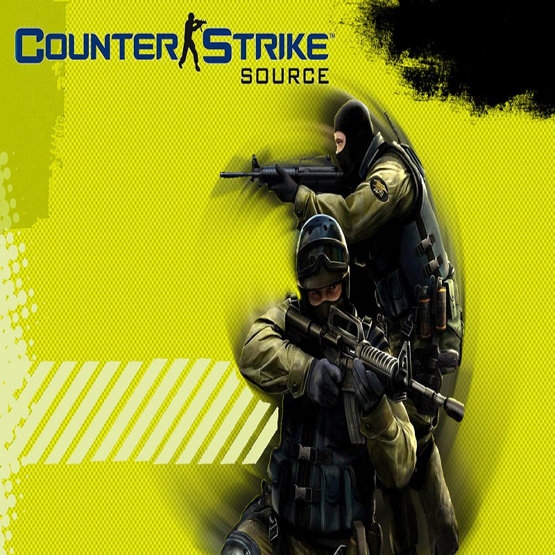 counter strike source game cover