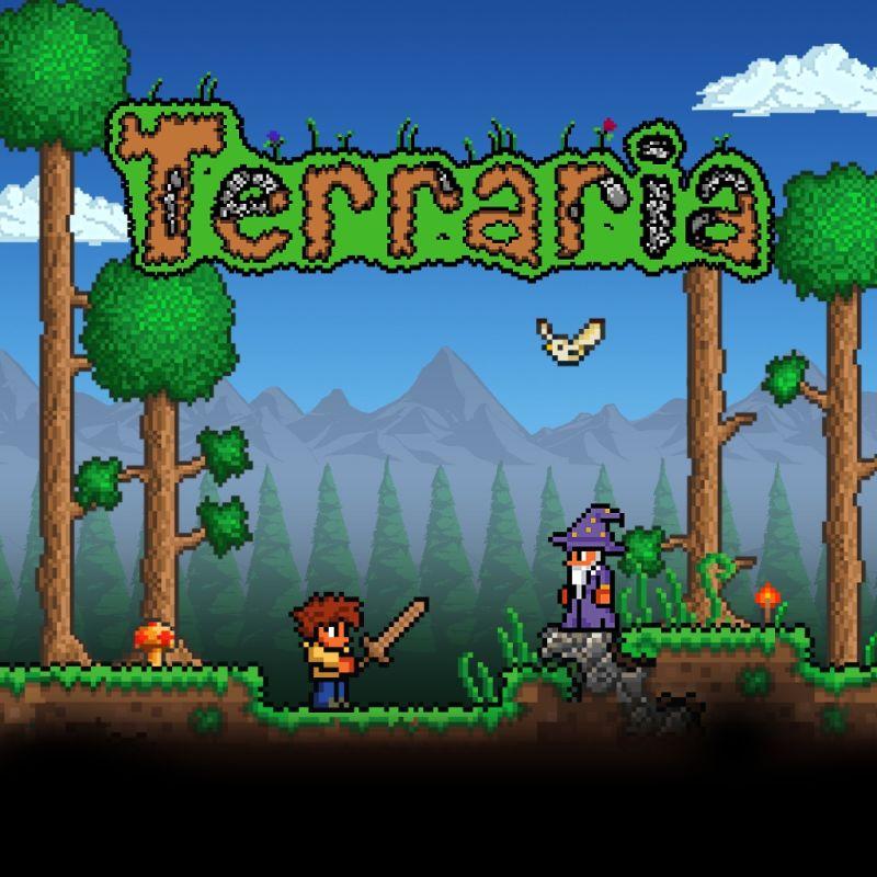 terraria game cover