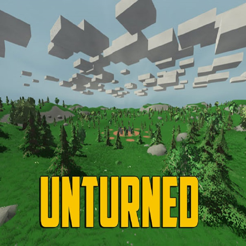 unturned game cover